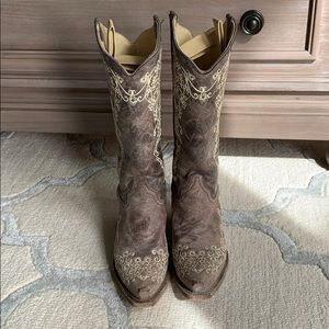 CORRAL Vintage Western Boots A1094